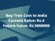 Buy Tron Coin In India