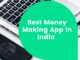 money making apps in india 2020 without investment